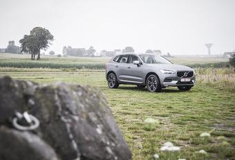 Volvo XC60 D4 AWD : Bestseller in spe #1