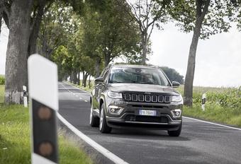 Jeep Compass 1.6 MJET : Compacte SUV met ambitie #1