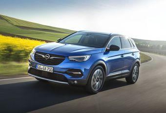 Opel Grandland X: in het hart van de markt #1