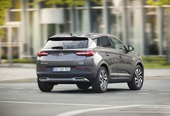 Opel Grandland X 1.2 Turbo (2017)  #1