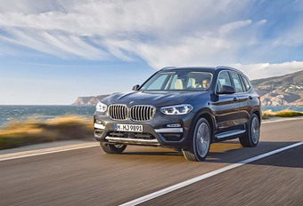 BMW X3 2018: Stevige upgrade #1