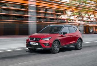 Seat Arona: Petit SUV, grandes ambitions #1