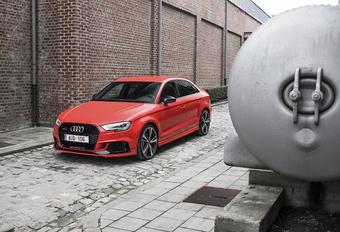 Audi RS 3 Berline : Opnieuw de krachtigste #1