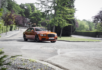 Bentley Flying Spur W12 S : Somptueuse #1