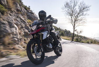 BMW G 310 GS : L'aventure accessible #1