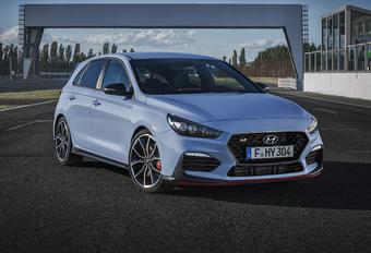 Hyundai i30 N : Lekker warm #1