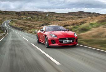Jaguar F-Type 2.0 i4 - Plus qu'une entrée de gamme #1