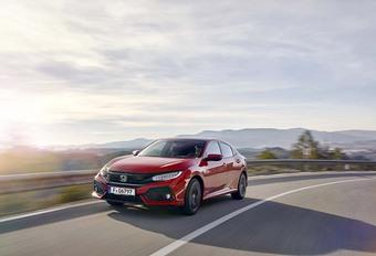 Honda Civic 1.0 : Le petit plat dans le grand #1