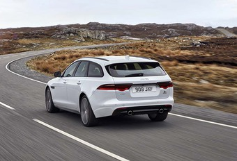 Jaguar XF Sportbrake: Chic alternatief #1