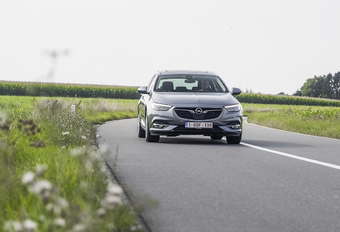 Opel Insignia Sports Tourer 1.5 Turbo : La grande découverte #1