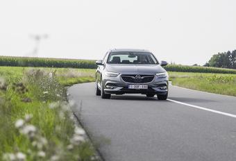 Opel Insignia Sports Tourer 1.5 T 165 : Groter én ruimer #1