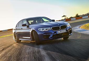 BMW M5 2018: Unter Kontrolle #1