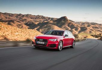 ESSAI VIDEO – Audi RS4 Avant 2018 : Bête de scène #1