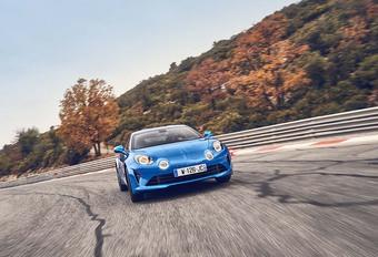 Alpine A110 : Glorieuse renaissance #1