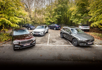 ALFA ROMEO STELVIO 2.2 DIESEL 180 Q4 // AUDI Q5 2.0 TDI QUATTRO // BMW X3 xDRIVE20d //MERCEDES GLC 250 d 4MATIC // RANGE ROVER VELAR D240 // VOLVO XC60 D4 AWD : Kampfschweinen #1