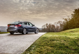 BMW 640i GT XDRIVE : Sechs-appeal #1