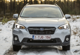 Subaru XV : apparences trompeuses #1