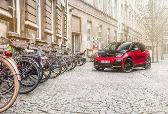 BMW i3s : Meerwaardezoeker #1