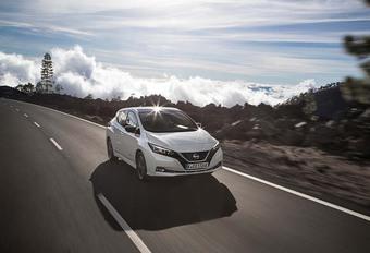 Nissan Leaf 40 kWh 2018 : Pionier in het nieuw #1