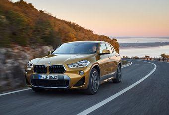 VIDÉO - BMW complète sa gamme X avec le X2 #1