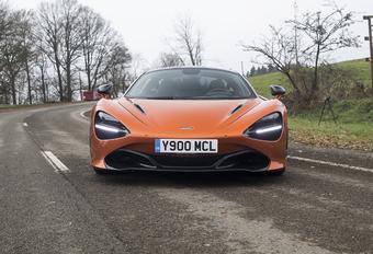 McLaren 720S : À mille lieues de la 650... #1