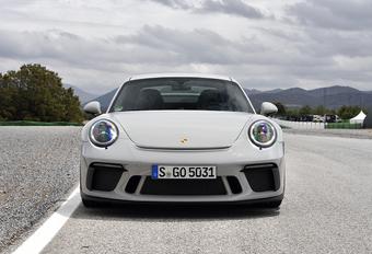 Porsche 911 GT3 : Championne de circuit #1