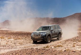 Toyota Land Cruiser 2018 : Les derniers des Mohicans #1