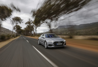Audi A7 Sportback 50 TDI (2018)