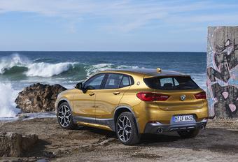 Quelle BMW X2 choisir? #1