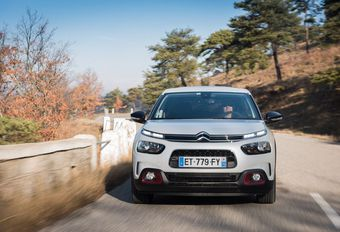 Citroën C4 Cactus: interimberline #1