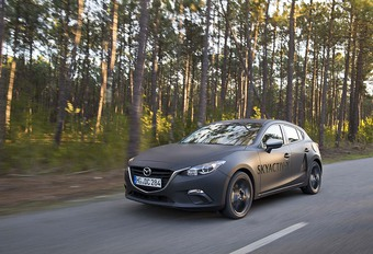 Mazda Skyactiv-X: technische kruisbestuiving #1