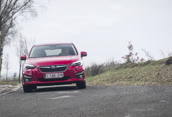Subaru Impreza 1.6i : Op veilig spelen #1