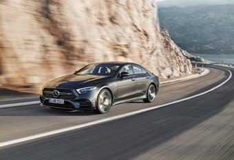 Mercedes-AMG CLS 53 : La première étincelle #1