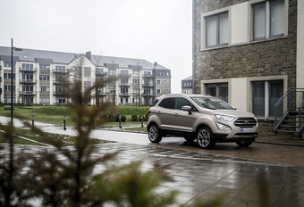 Ford EcoSport 1.0 EcoBoost 125 A : Welkome upgrade #1