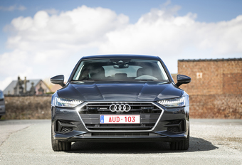 Audi A7 Sportback 55 TFSI : Digitale revolutie #1
