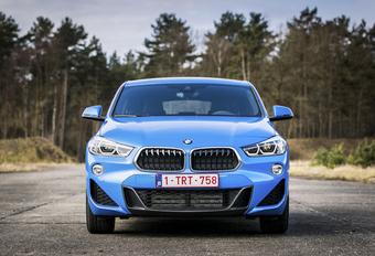 BMW X2 20i : De dynamische keuze #1
