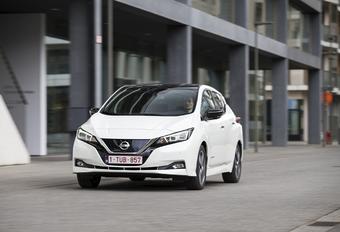 Nissan Leaf 2018 40 kWh : Doordacht verbeterd #1