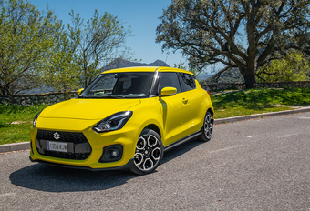 Suzuki Swift Sport (2018) #1