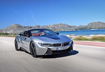 BMW i8 Roadster : À couper le souffle #1