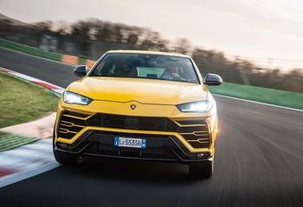 EXCLUSIF – Lamborghini Urus : Super SUV #1