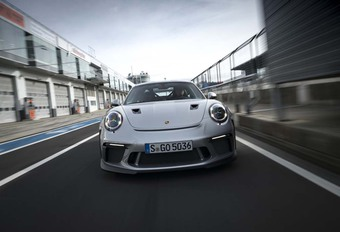 VIDEO – Porsche 911 GT3 RS: Ultieme evolutie #1