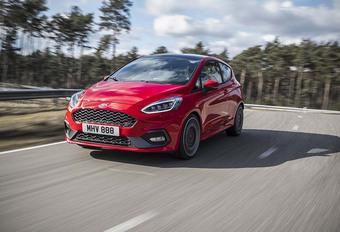 Ford Fiesta ST 2018 : Amputée mais pas boiteuse #1