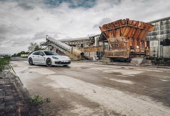 Porsche Panamera Sport Turismo Turbo S E-Hybrid : De grote spreidstand #1