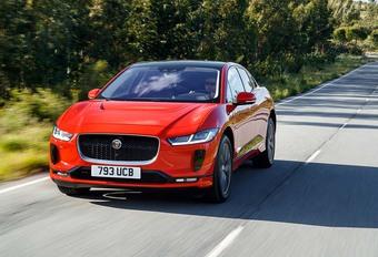 Jaguar I-Pace : Surprenant tous azimuts #1