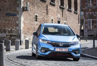 Honda Jazz 1.5 i-VTEC : Maligne #1