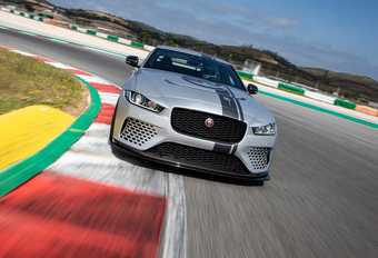 Jaguar XE SV Project 8 (2018) #1