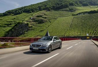 Mercedes C-Klasse 2018: Afstemmen #1