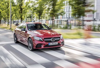Mercedes-AMG C43 2019: Rationeel plezier #1