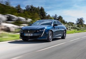 Peugeot 508 1.5 BlueHDi 130 (2018)