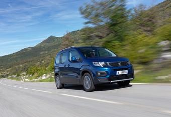 Peugeot Rifter : le roi des espaces de rangement #1